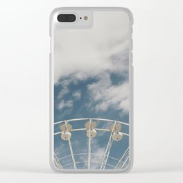 Fair Days Clear iPhone Case