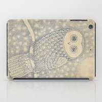 starry night iPad Cases featuring Starry Night by Eric Fan