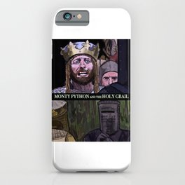 Monty Python and the Holy Grail iPhone Case