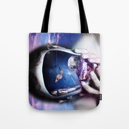 The Universe You Are Seeking Is Within You Tote Bag