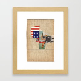 7413 Framed Art Print