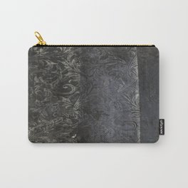 collage black Carry-All Pouch