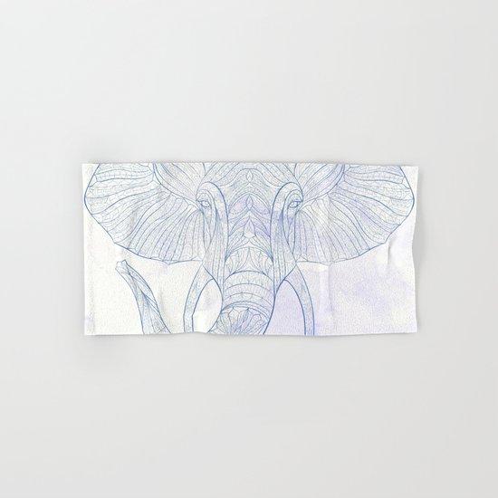 Ethnic Elephant Hand & Bath Towel