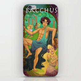 Bacchus  iPhone Skin