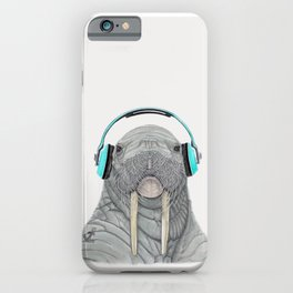 The better to Hear You / Para Oírte Mejor iPhone Case