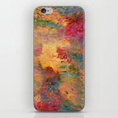 Claude iPhone & iPod Skin