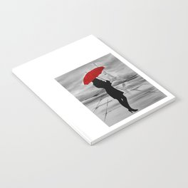 The Red Umbrella Notebook