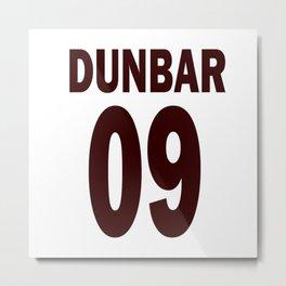 Dunbar 09 Metal Print