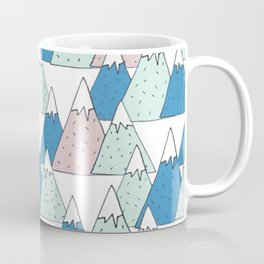 WINTER MOUNTAIN Coffee Mug