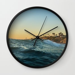 My favourite street view Wall Clock