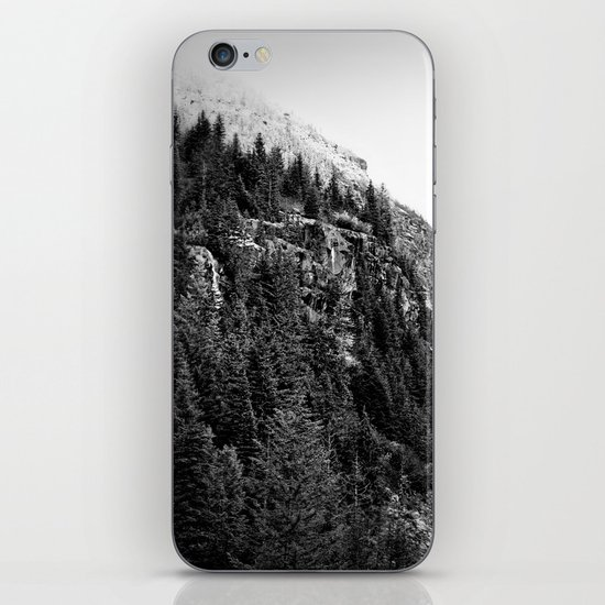 Mountain Valley Fog iPhone & iPod Skin