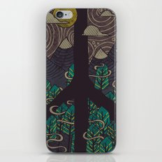 Peaceful Landscape iPhone Skin