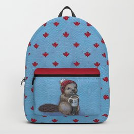 Canadian Beaver Backpack