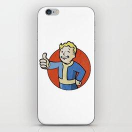 Fallout - Vault Boy iPhone Skin