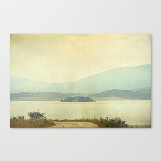 Distant Canvas Print