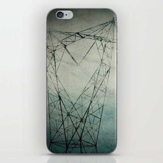 The Power of Line iPhone & iPod Skin
