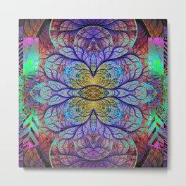 Abstract 1A Metal Print