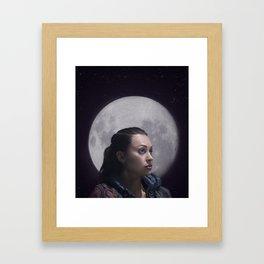 Raven Reyes Framed Art Print