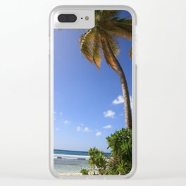 Paradise 8711 Clear iPhone Case