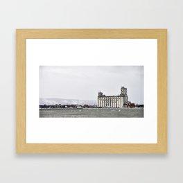 Longshot Framed Art Print