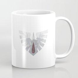 Ravens on the horizon Coffee Mug