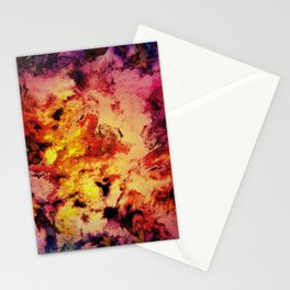 Welcomed heat Stationery Cards