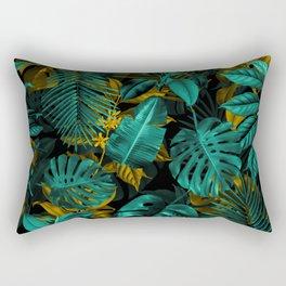 TROPICAL GARDEN VII Rectangular Pillow