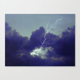 Turbulence II Canvas Print