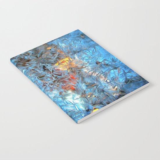 Frozen window Notebook