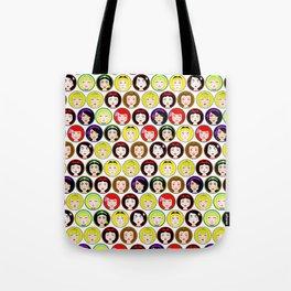 Cute Princesses Tote Bag