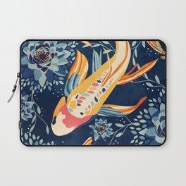 The Lotus Pond Laptop Sleeve