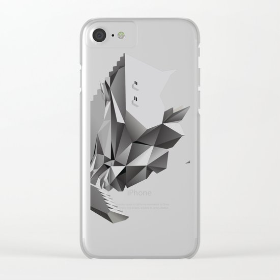 singularity Clear iPhone Case