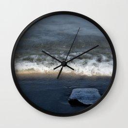 Wave Of Light Wall Clock