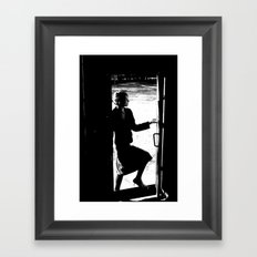 GALPON 8 Framed Art Print