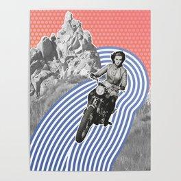 Moto Margret Poster