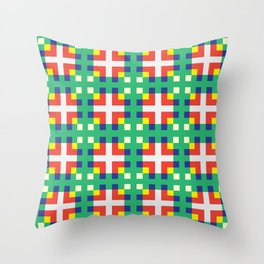 Pattern #319 Throw Pillow