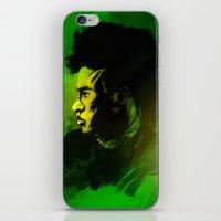 neymar iPhone & iPod Skins featuring Neymar J.r by drasik