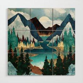 River Vista Wood Wall Art