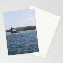 Light Ahead Stationery Cards