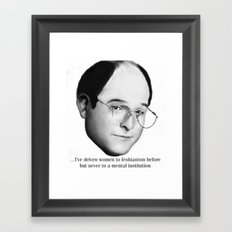 Costanza Framed Art Print