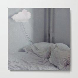 Where Alice Sleeps I Metal Print