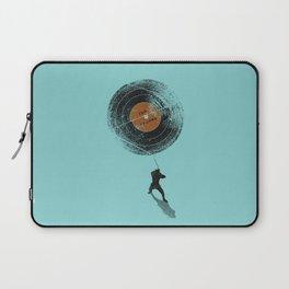 Record Breaker Laptop Sleeve