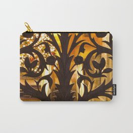 Deco  Detail Carry-All Pouch