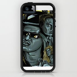 King of New York iPhone Case