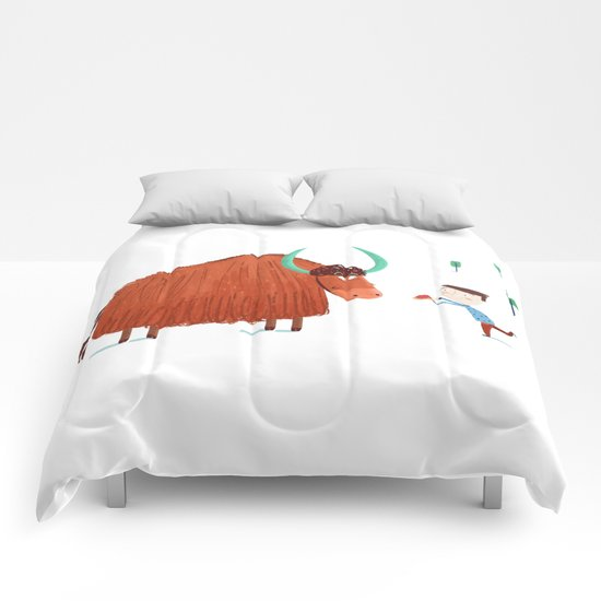 Hello! Comforters