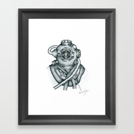 I Want My Mummy Framed Art Print