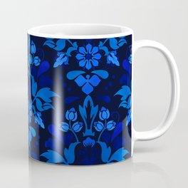 Oriental Damask Pattern Coffee Mug