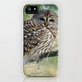 Listen a hundred times. Ponder a thousand times. Speak once. iPhone Case