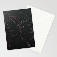 Authîel Rainbow Minimalist Stationery Cards
