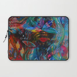 She is a River Laptop Sleeve